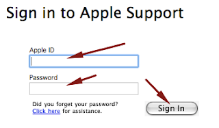 Signin.info.apple.com - Apple - Login