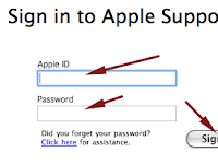 Signin.info.apple.com - Sign in to Apple Support