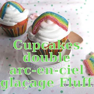 http://danslacuisinedhilary.blogspot.fr/2017/03/cupcakes-double-arc-en-ciel-glacage-fluffeur.html