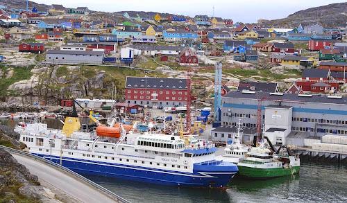 Nuuk port