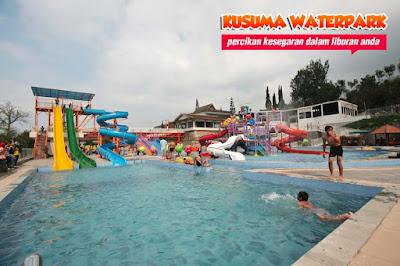 Harga Tiket Masuk Agrowisata Waterpark Kusuma Batu
