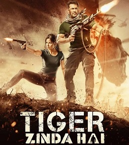 Tiger Zinda Hai Hindi Movie Release Date 08-December-2017