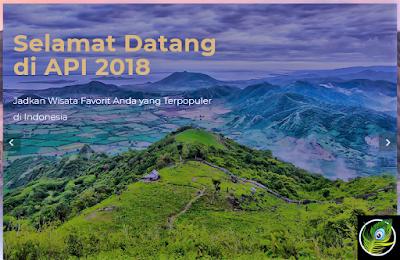 Nominasi Anugerah Pesona Indonesia