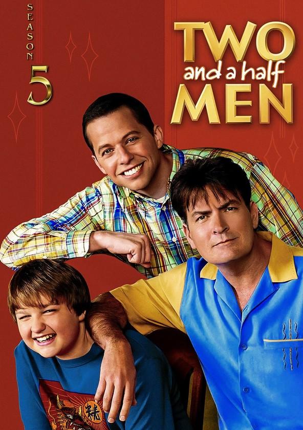 Two And a Half Men Temporada 5 1080p Dual Latino/Ingles