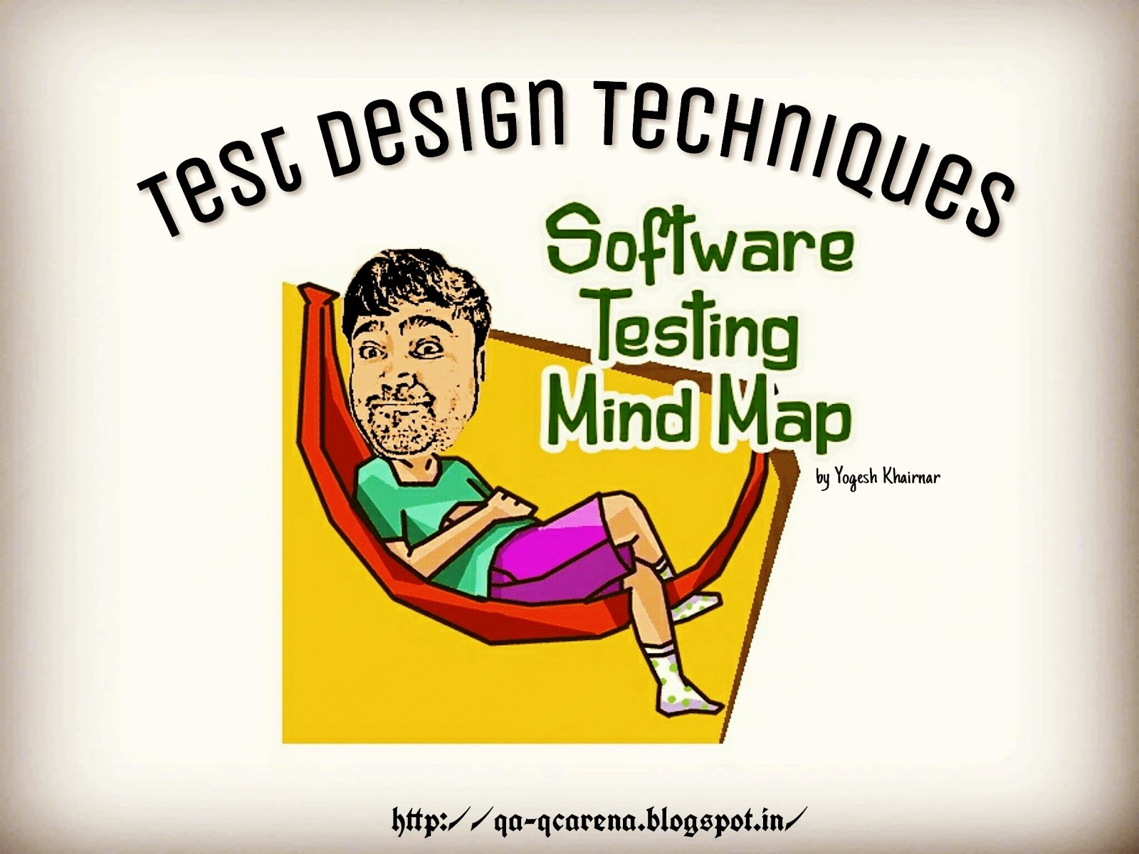 QA-QC Arena: Software Testing Mind Maps – Test Design Techniques