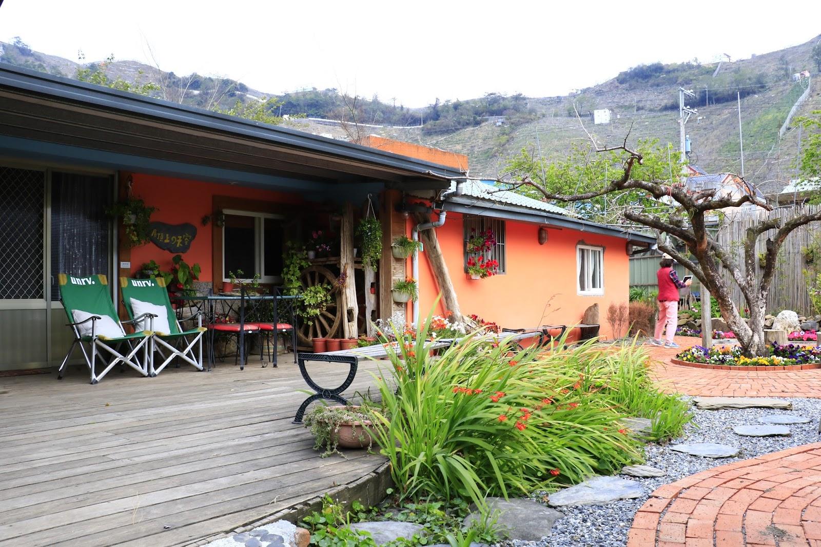 星空下的對話: 環山部落旅遊及住宿