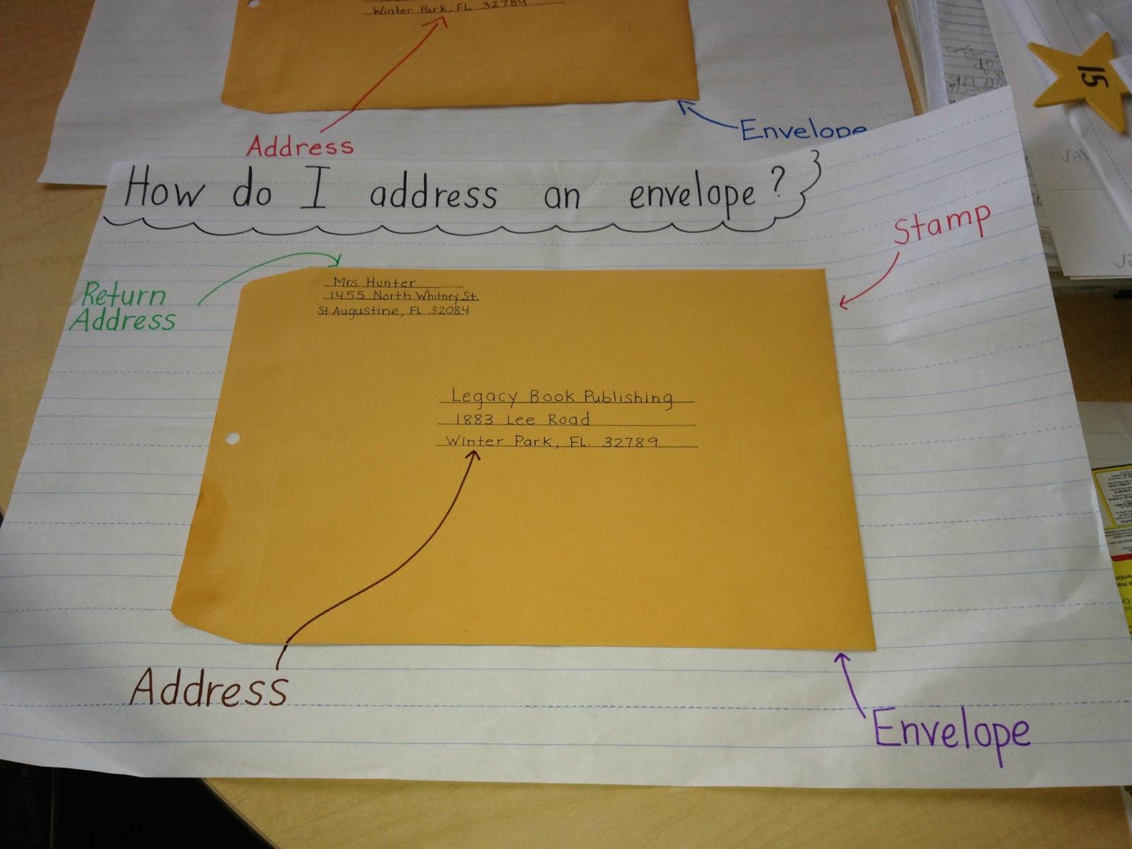 Thursday Envelope