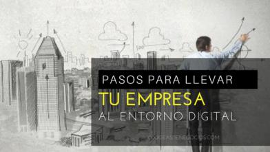 empresas en el entorno digital