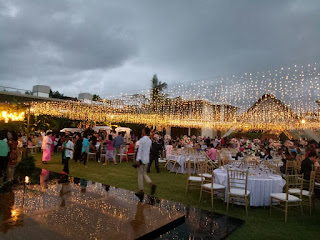 Villa Phalosa Wedding Catering in Bali