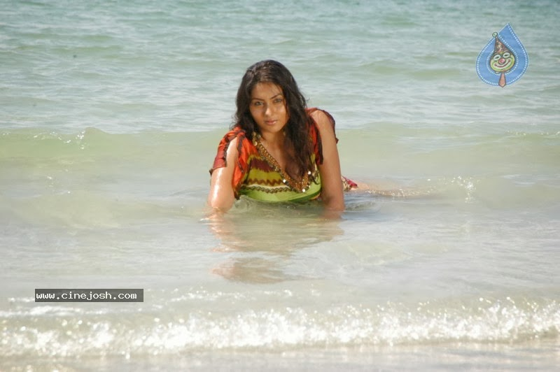 NAMITHA IN BIKINI AT GOA BEACH, NAMITHA IN GOA BEACH, GOA ...