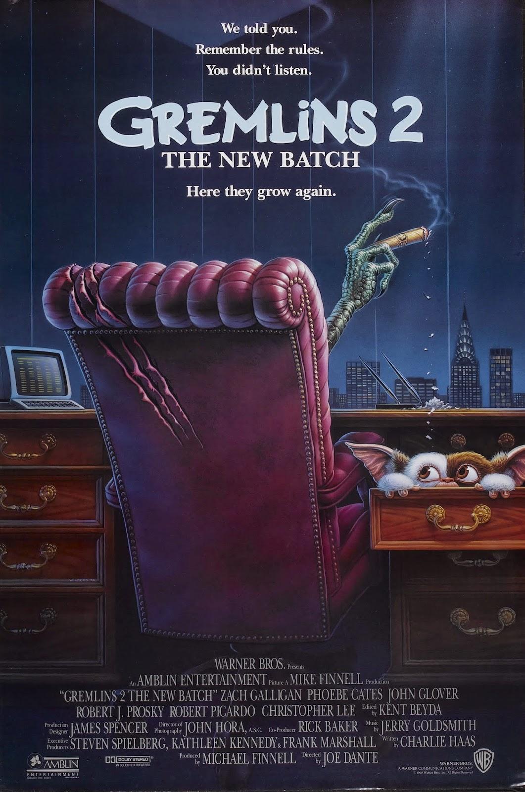 Cartel Gremlins 2