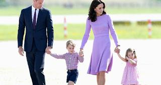 Η Κέιτ Μίντλετον έβαλε ένα φόρεμα Zara αξίας 40 λιρών και πήγε τα παιδιά της βόλτα στο πάρκο