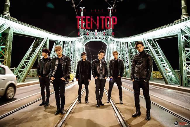 Missing el esperado comeback de Teen Top