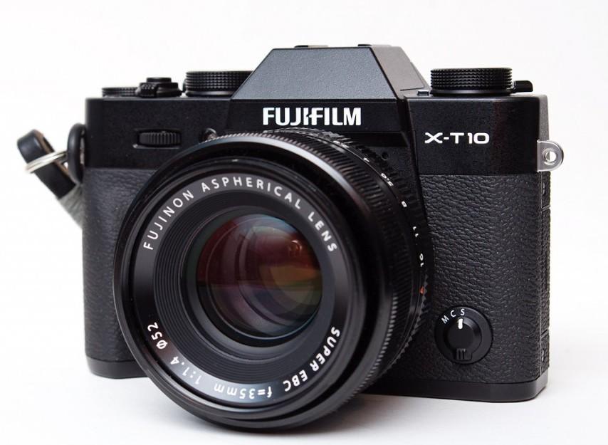 Kamera Mirrorles Fujifilm X T10