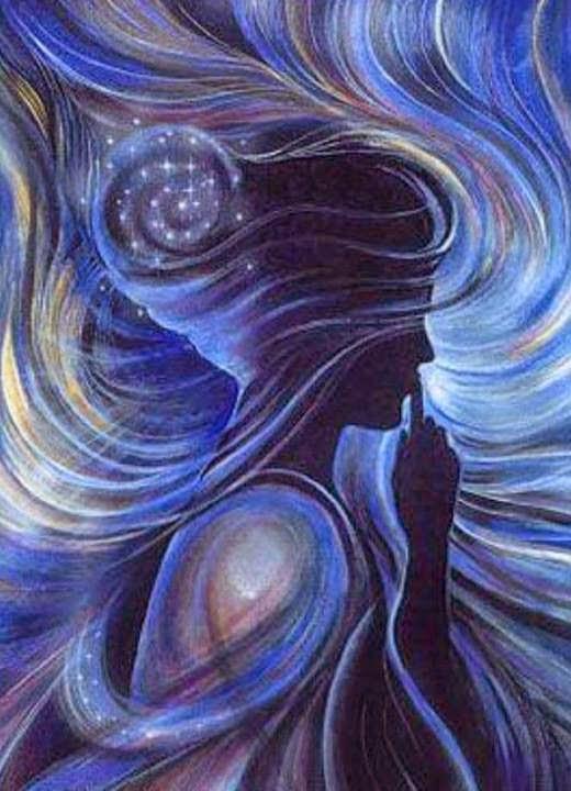 Ceci n'est pas la vraie réalité. La vraie réalité est derrière le rideau. En vérité, nous ne sommes pas ici. Ceci est notre ombre. Rumi