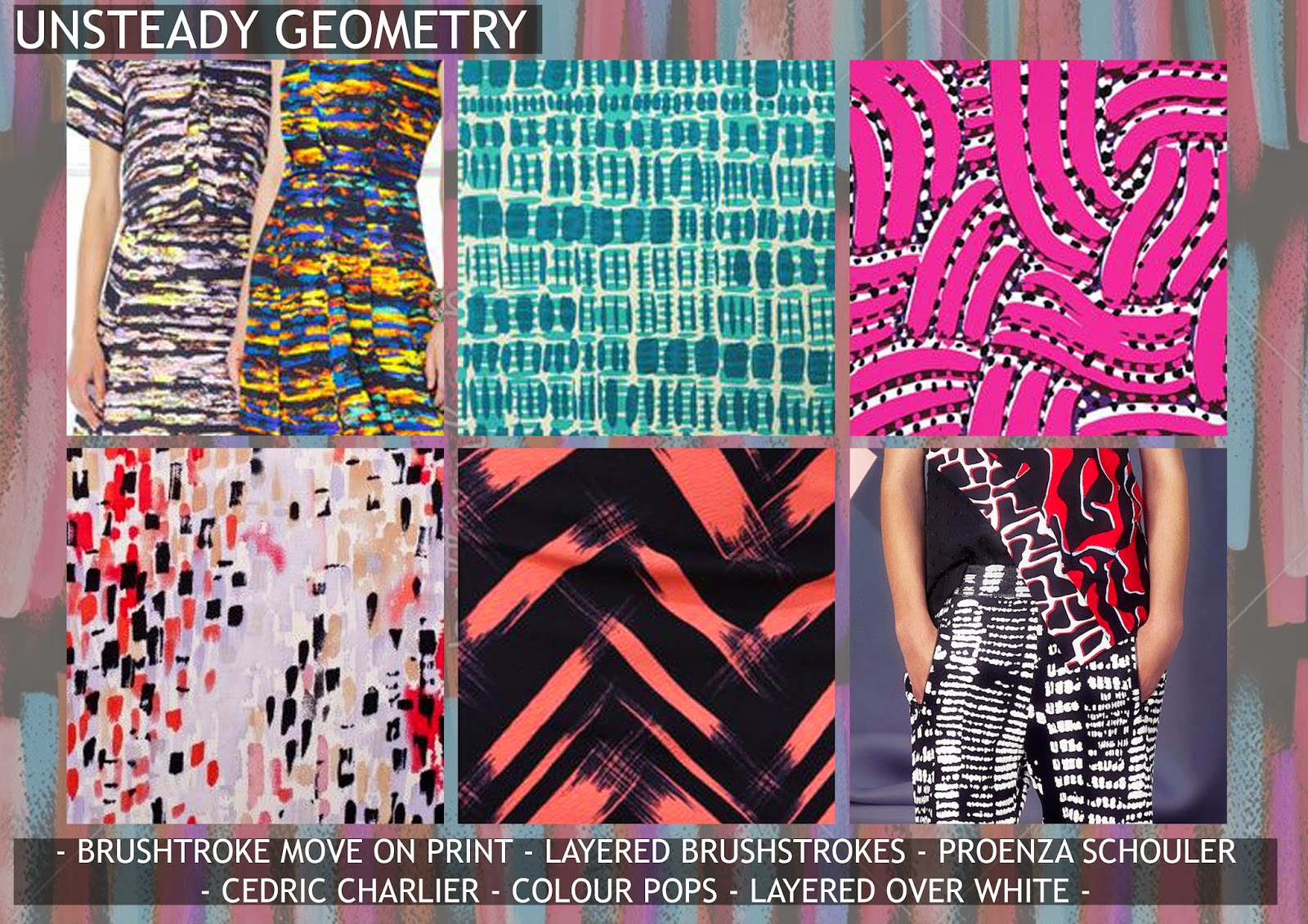 Textile Candy: Premiere Vision S/S16 Print Trend Predictions
