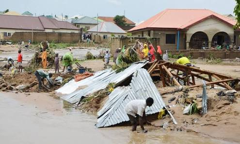 Woman Who Just Got Married Killed In Katsina Flood, Body Found In Niger Republic