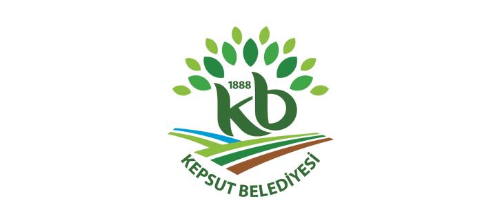 Balıkesir Kepsut Belediyesi Vektörel Logosu