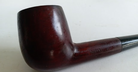 VINTAGE UNIQUE - ANTIQUE CIGARETTE PIPE MADE IN LONDON EUROPEAN WITH MARKING / ANTIK KUNO PIPA CANGKLONG / PIPA ROKOK ERA 50'S