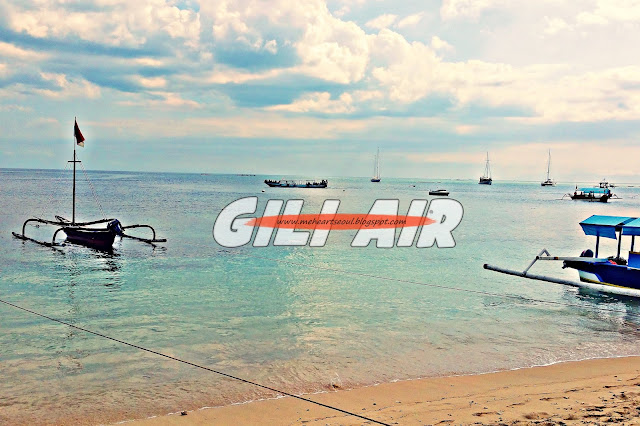 Lombok - Gili Air  | www.meheartseoul.blogspot.com