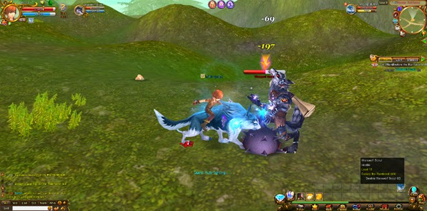 Chrono Tales is a free-to-play online browser-based 3D MMORPG Game produced  by Game DP. It comes with the variety of classes and characters to choose  from ...