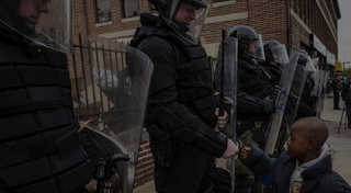 Baltimore Saw Steep Fall In Police Numbers As Murder Rate Soared