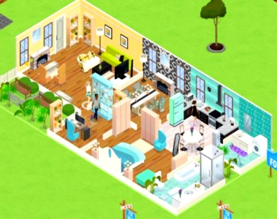 Home Design Games Eazy Wallpapers