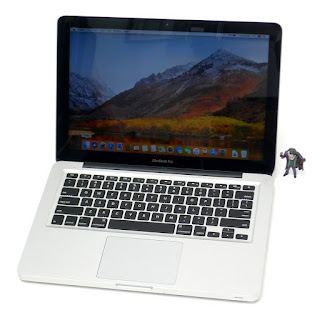 MacBook Pro Core i5, 13-inch Mid 2012 Bekas