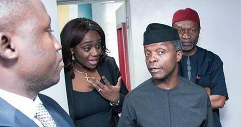 Civic Lab Hosts Prof Yemi Osibanjo on a Private Meeting with Social Innovators