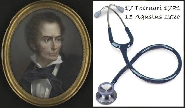 Biodata Profil Rene Laennec Penemu Stetoskop Asal Perancis Tampil Di Google Doodle