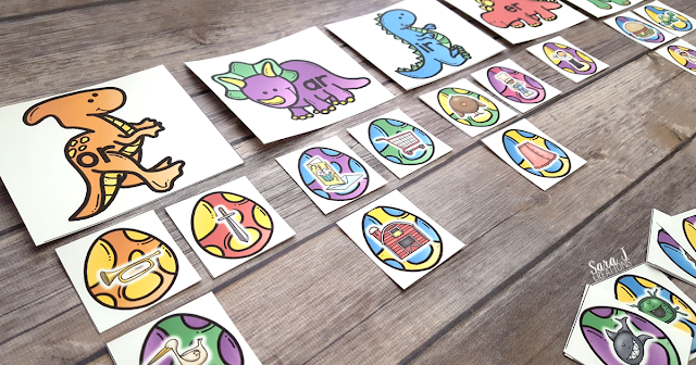 Bossy R Dinosaur Sort is perfect for practicing R controlled vowels with a fun dinosaur theme. This freebie is the perfect activity for first or second grade.