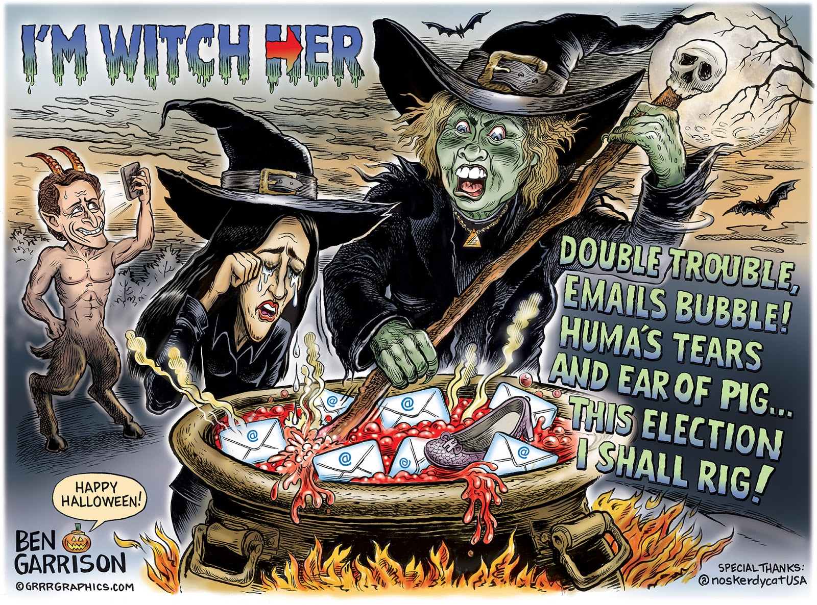 Image result for hillary secret societies cartoon