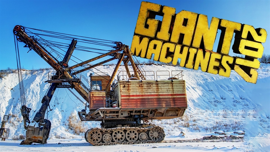 Giant Machines 2017 Game Free Download Poster