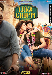 Luka Chuppi First Look Poster 4