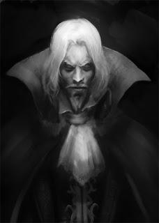 Une représentation d'un Vampire par Justinwongart