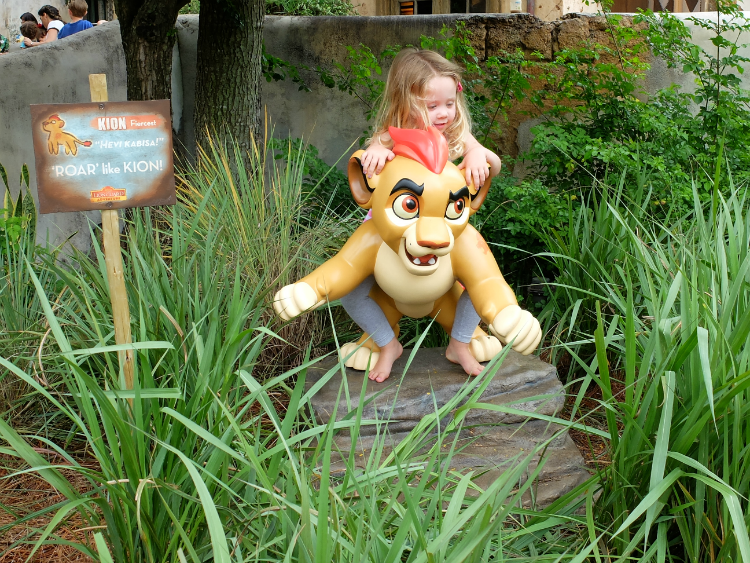 Walt Disney World, Animal Kingdom, Lion Guard