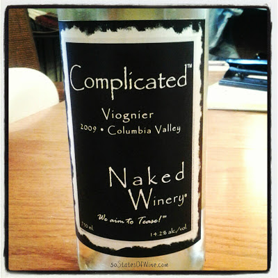 Naked Winery Viognier