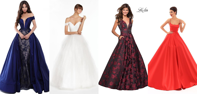 6 Reasons Why There is no Match for Prom Ball Gowns
