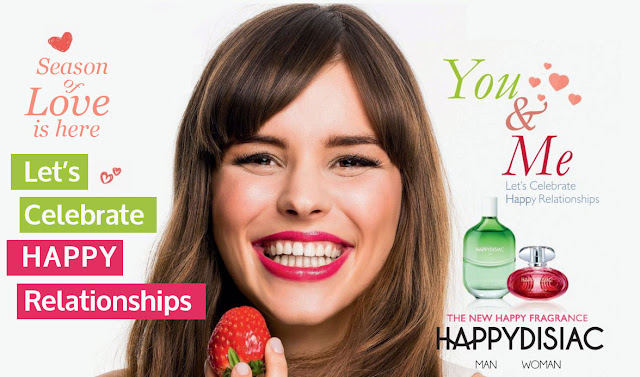 Oriflame Happydisiac Fragrance
