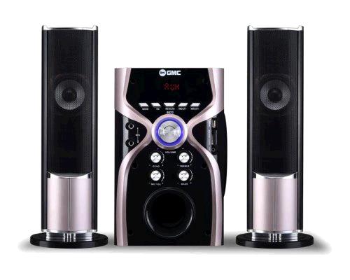 Harga Speaker Aktif GMC 887G - Harga dan Spesifikasi