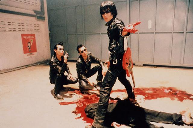Guitar Wolf - Wild Zero (1999)