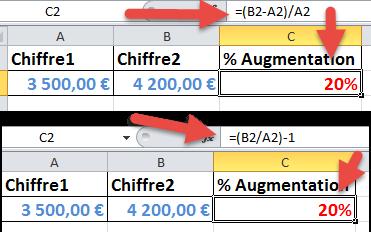 Comment Afficher Un Nombre Au Format De Pourcentage Formation Excel