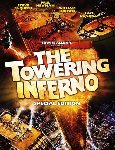 Ver Infierno en la torre (The Towering Inferno) (1974) Online