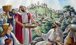 Cantos missa do 17º Domingo Comum