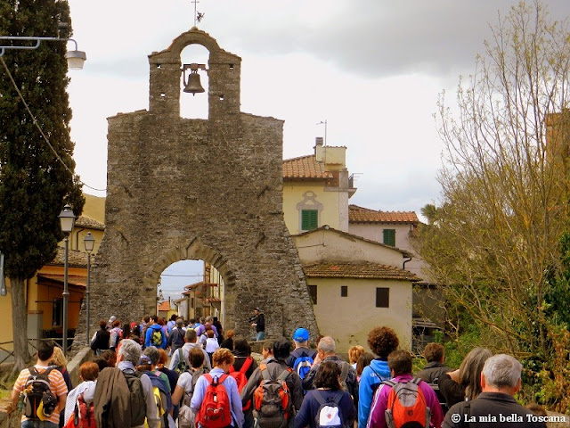 Camminata in Valdarno