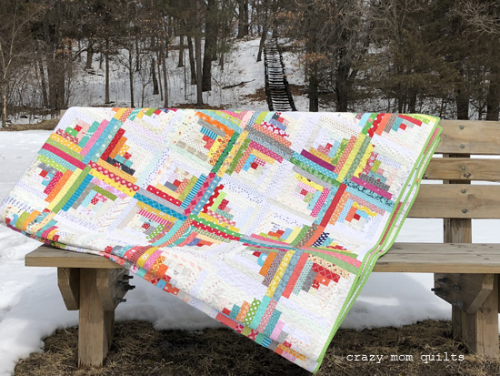 I Started This Quilt Back In May Of 2016 And Iu0027m Delighted That It Took Me  Less Than 2 Years To Complete It. Truth Be Told, Most Of The Blocks Were  Made ...