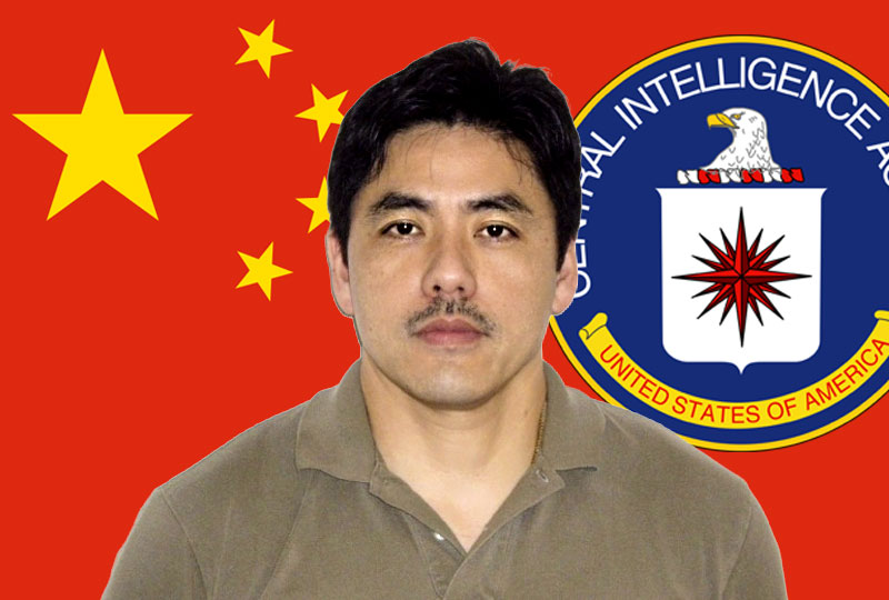 Views From The Edge: Former CIA agent guilty of spying for China