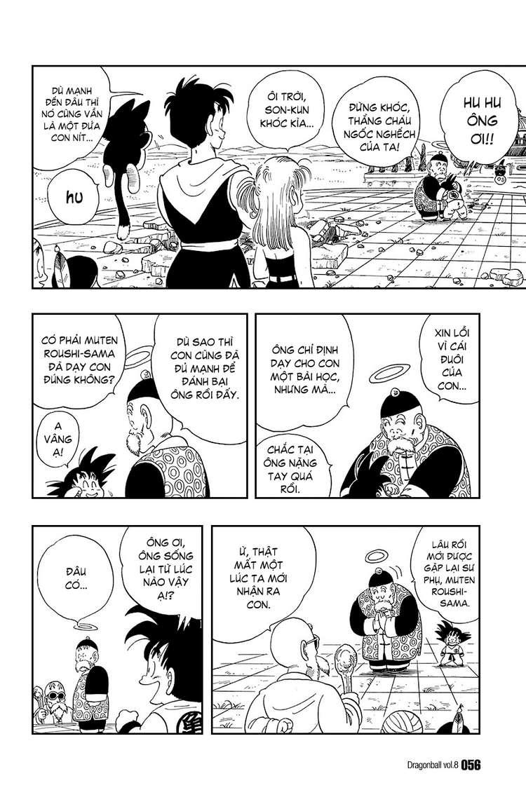 Dragon Ball chap 108 trang 7