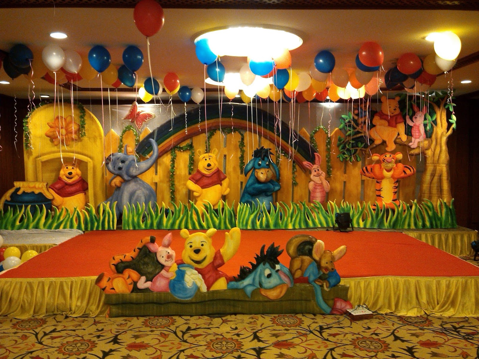 Birthday party dcorations in hyd Birthday party decorations Boys