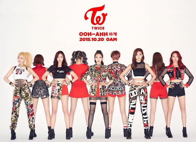 Lirik Lagu Twice - TT